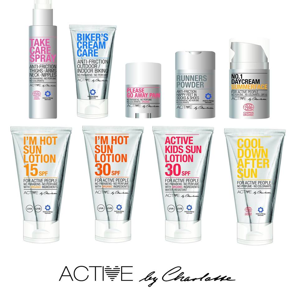 Active by Charlotte